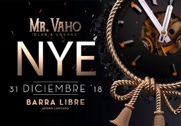 FIN DE AÑO 2019 - MR. VAHO LAS PALMAS