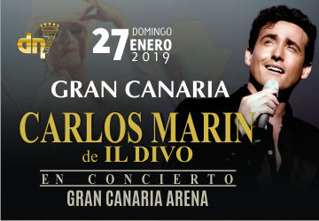 CARLOS MARIN - GRAN CANARIA