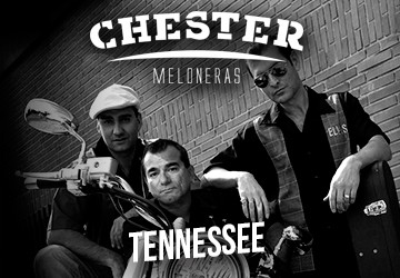 TENNESSEE - CHESTER MELONERAS