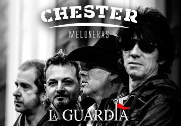 LA GUARDIA - CHESTER MELONERAS