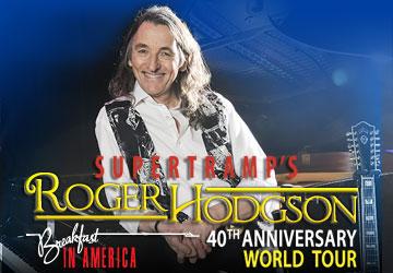 ROGER HODGSON - GRAN CANARIA