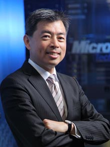 微軟大中華區副總裁蔡恩全/溝通表達