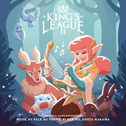 King\'s League II (Original Game Soundtrack)