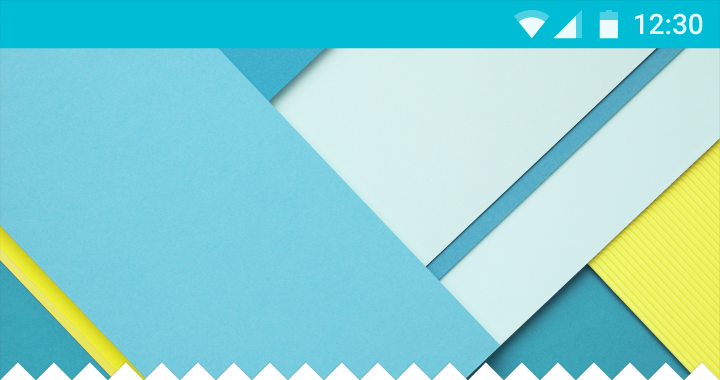 structure layout material design guidelines