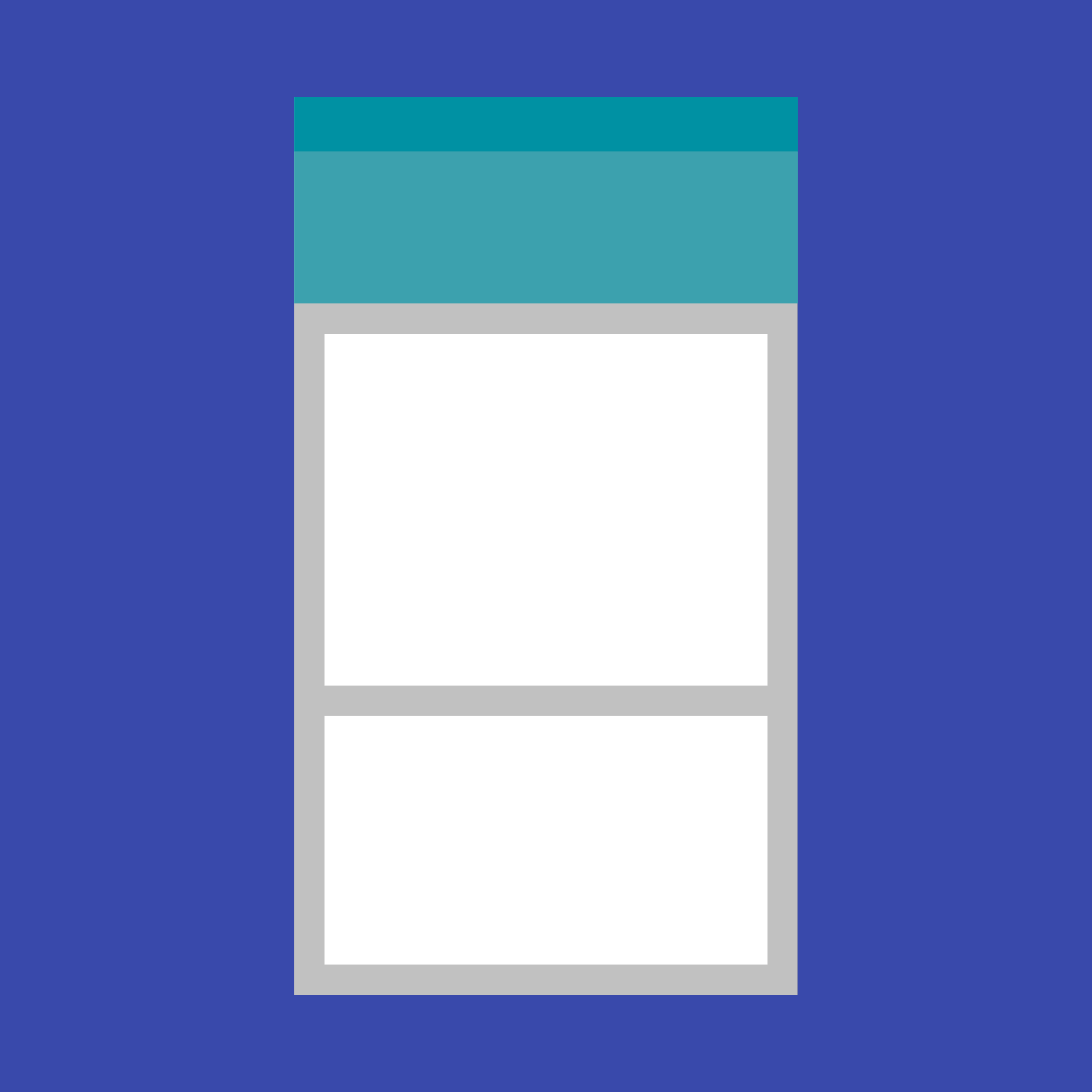 cards ponents material design