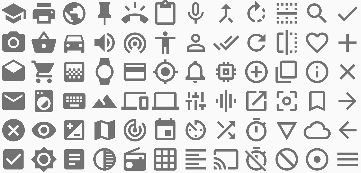 Icons style material design system icons an arrow that points down when collapsed and points up when expanded biocorpaavc Images