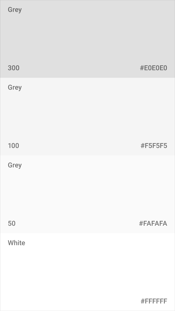 Color style material design light theme nvjuhfo Images