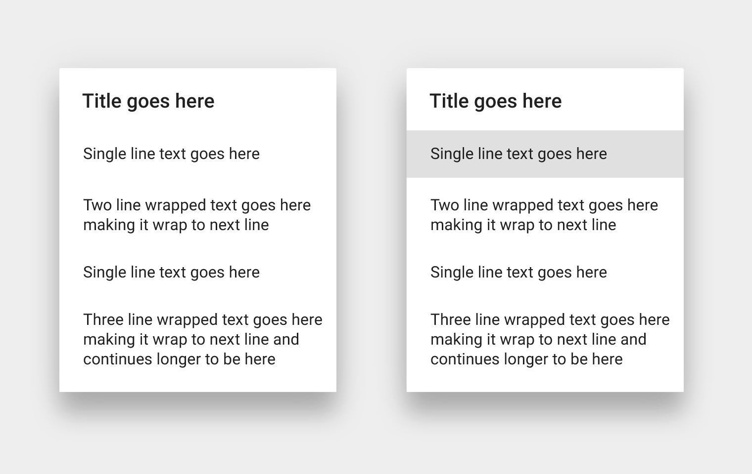 Dialogs components material design avoid text wrapping ccuart Gallery