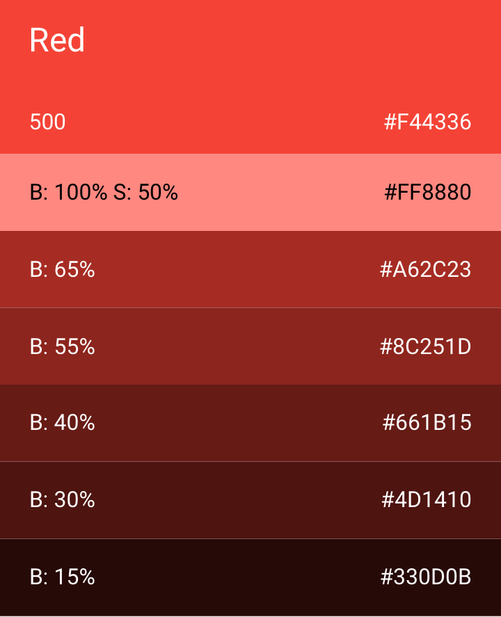 Red 500