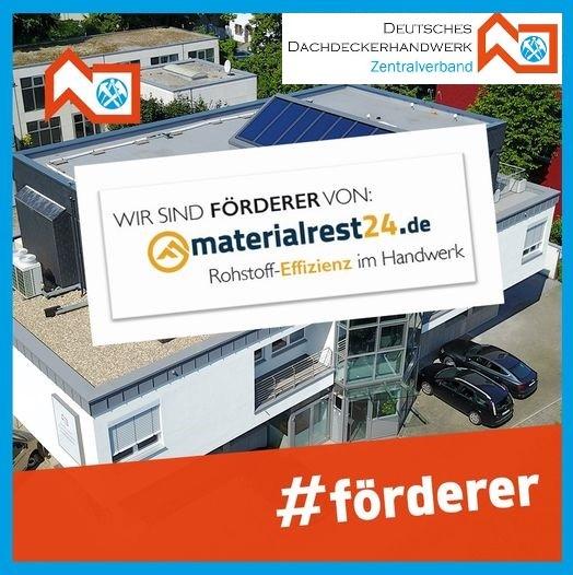 Zentralverband Des Deutschen Dachdeckerhandwerks Förderer Materialrest24