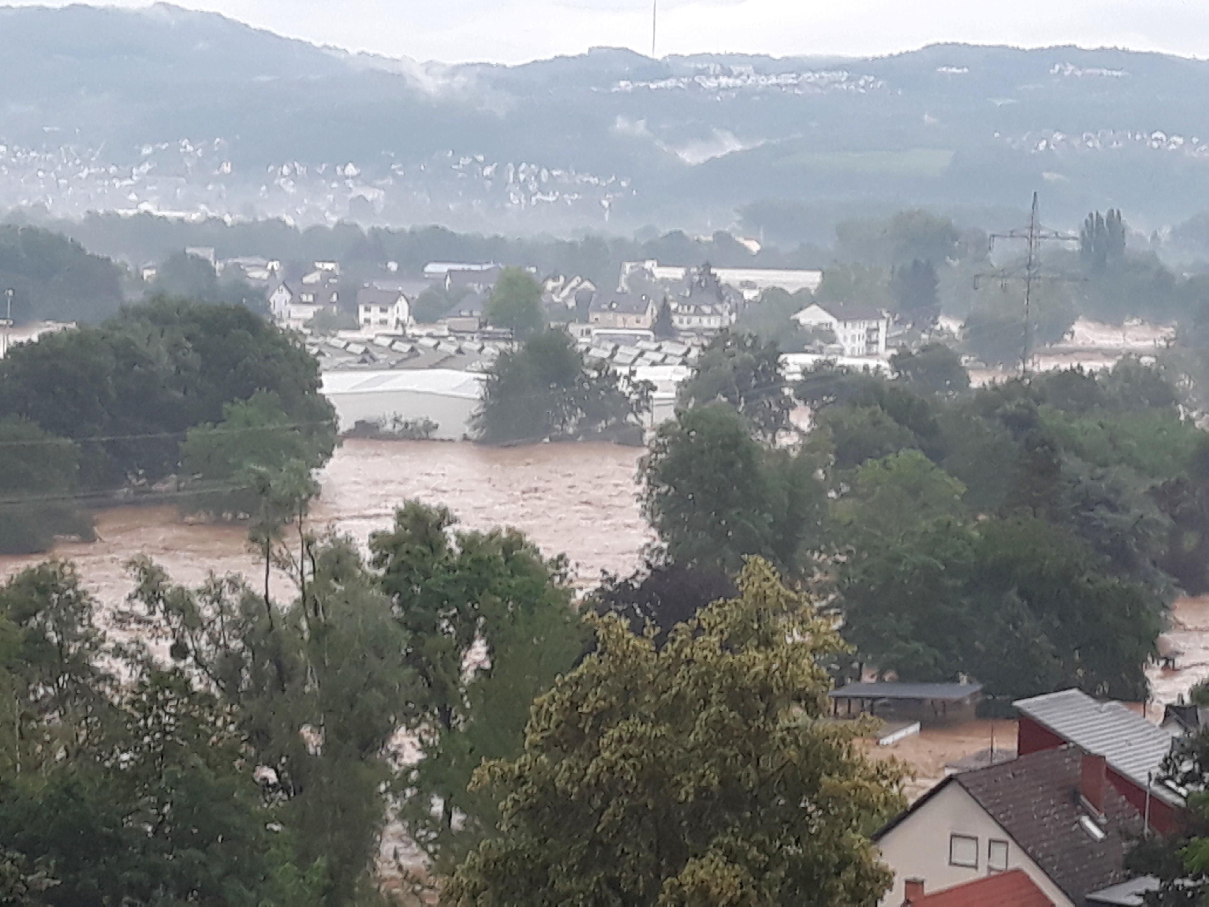 Flutkatastrophe Ahrtal