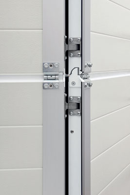 Prikaz sistema skritih tecajev vrat