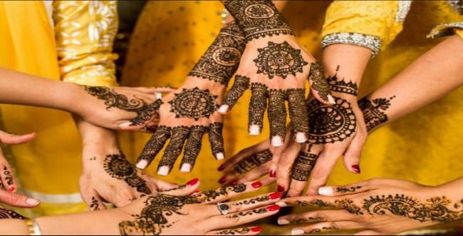 15 Best Kerala Bridal Mehndi Designs for 2020