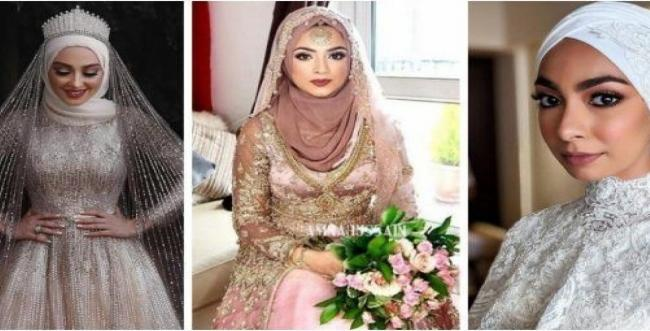 Top 11 Wedding Dresses for Islamic Brides