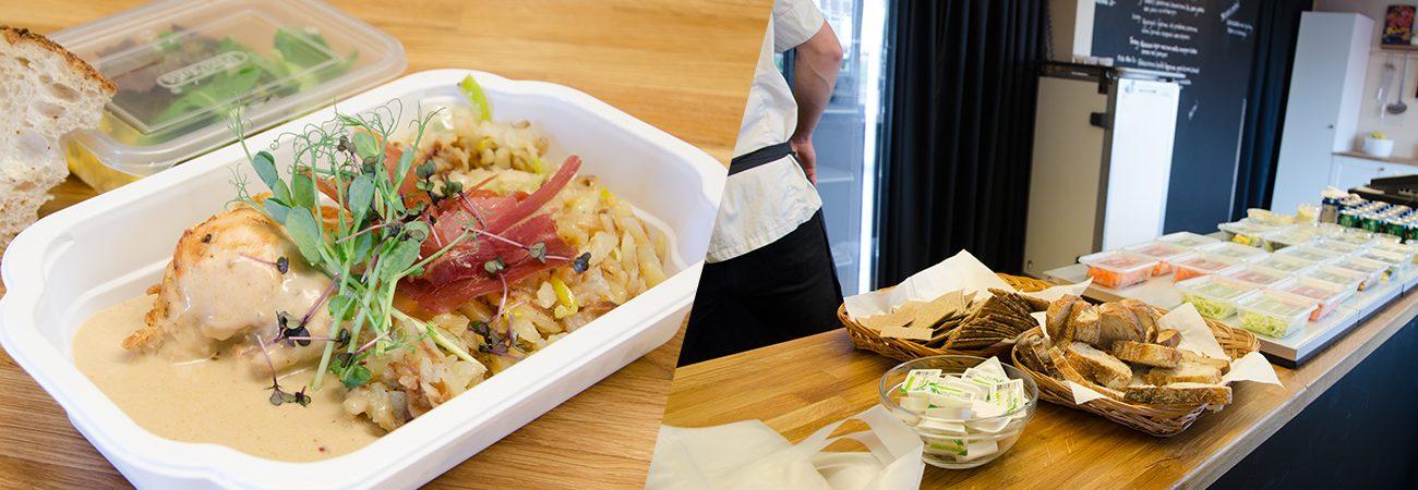 Lunchcatering i Skövde hos Mattias Catering