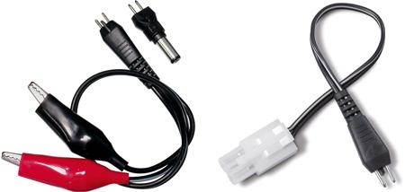 Carregador para baterias NiCd/NiMH - 1.2..12VDC 50..300mA