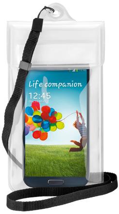 Bolsa impermeável para telemóvel Apple iPhone 4, iPhone 5, Samsung S3 - Beachbag