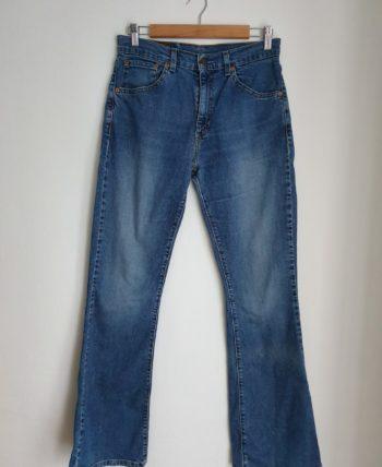 Jean bootcut Levis 525 T38