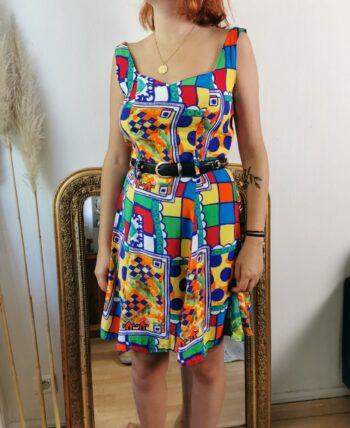 Magnifique robe d