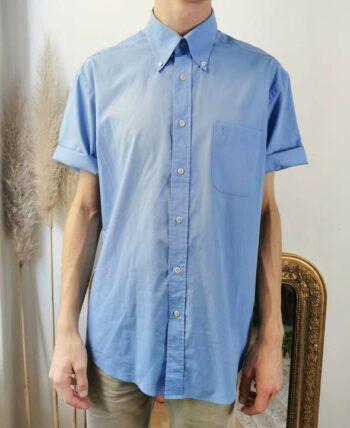 Magnifique chemise Yves Saint Laurent homme en coton