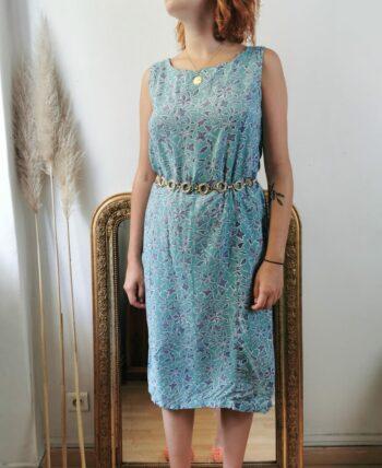Jolie robe légère vintage