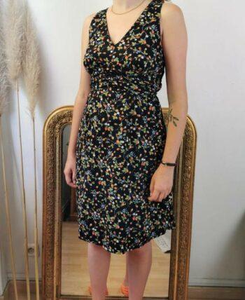 Magnifique robe vintage motifs fraises