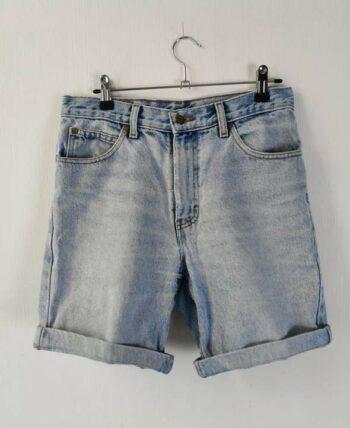 Short en jean vintage