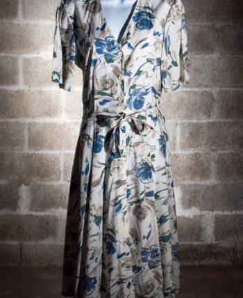 Elégante robe année 60