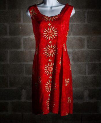 Petite robe soleil année 90