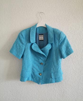 Veste de tailleur vintage 80