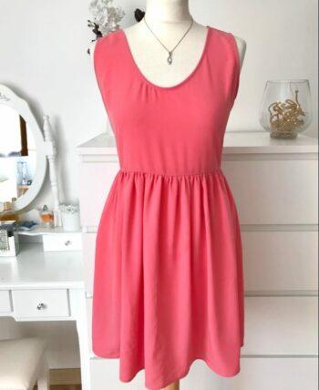 Robe rose, color pop 🌹