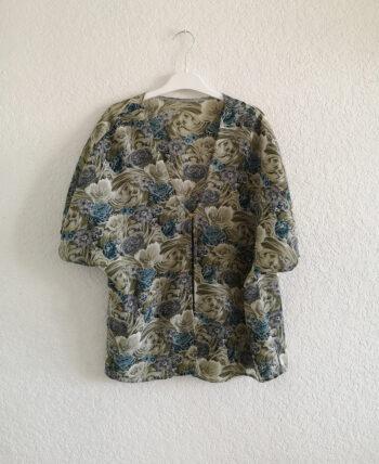 Chemise Kimono vintage 80