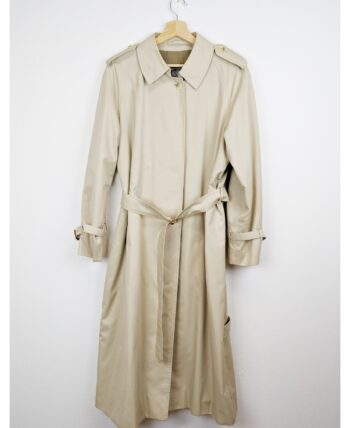 Trench Burberry 60