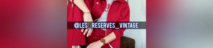 BONAVENTURE les réserves vintage