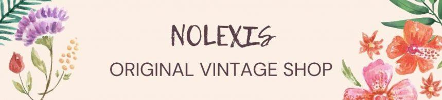 Nolexis Vintage Shop