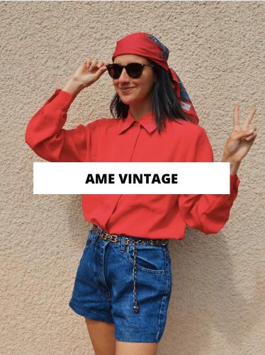 Vendeur vintage Ame