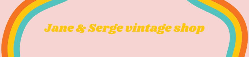 Jane et Serge Vintage