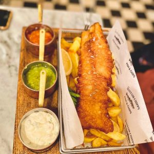 The Mayfair Chippy
