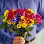 protocolo y flores