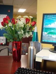 flores oficina