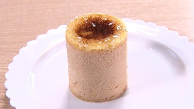 北海道クリームチーズ×キャラメルナッツ 430円