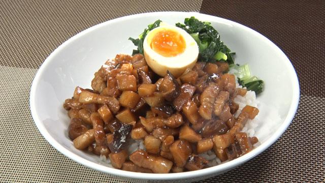 澤田流10分で簡単魯肉飯(ルーローハン)