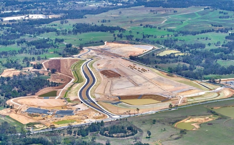 Badgerys Creek Airport Infrastructure
