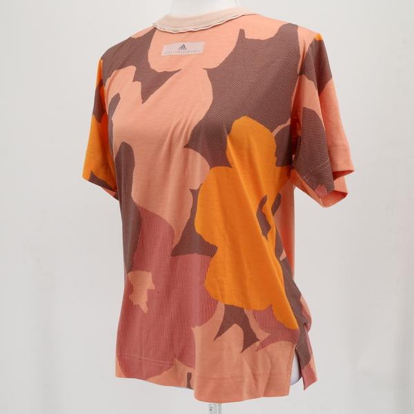 ADIDAS BY STELLA MCCARTNEY NWT $181 Essential Women's Yoga Tee Top Sportswear