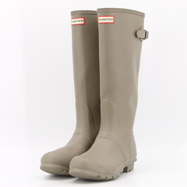 Hunter $160 Original Back Adjustable Women's Rain Boots WFT1001RMA 66/DT Size 9