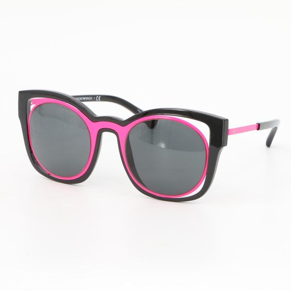 Emporio Armani EA4091 $170 Women's Two Tone Sunglasses - NIB