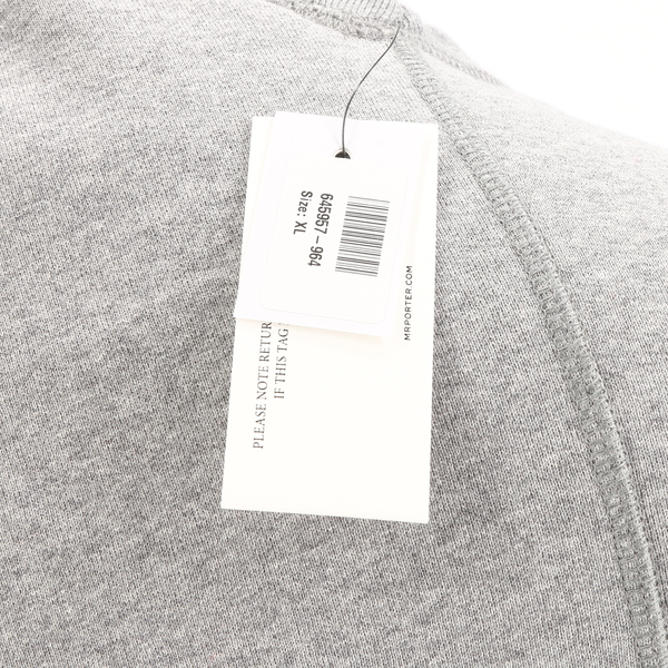 Tomas Maier $743 Men's Gray Sleeveless Sweatshirt Pullover - NWT