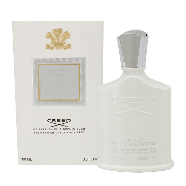 Creed Silver Mountain Water by Creed Eau de Parfum 3.3 fl oz. Men's Cologne New