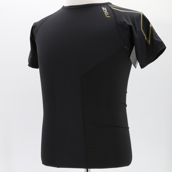 2XU NWT $285 Elite Compression S/S Men's Top T-Shirt Active Athletic Sportswear