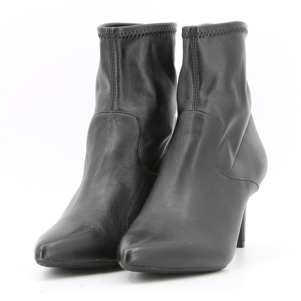 1901 $120 Women's Leather Sock Bootie Size 8.5 - New